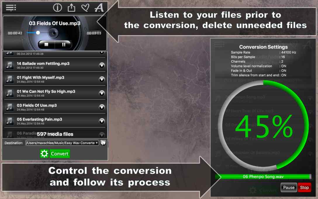 Easily_convert_files_to_WAV2